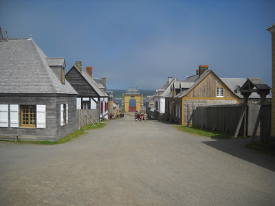 Louisburg and Cape Breton