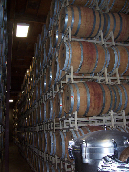 Lots of wine.  Yum.