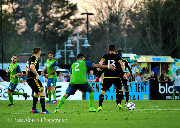 2017 CCC Final Night Seattle Sounders vs Columbus Crew