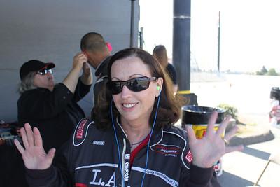 NASCAR Irwindale 2012