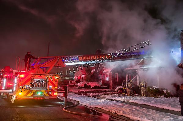 Detroit, MI 11045 Flanders occupied dwelling