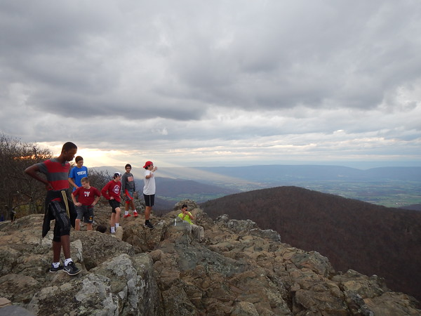 11.2015 - Hawksbill Summit, Shenandoah National Park
