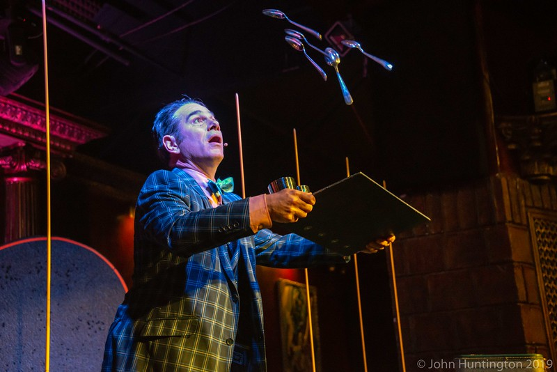 Bindlestiff Circus Caberet at the Cutting Room, May 25, 2018]