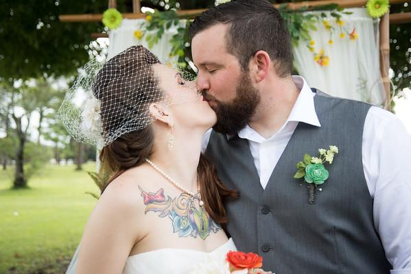 David and Rachel Ladrew