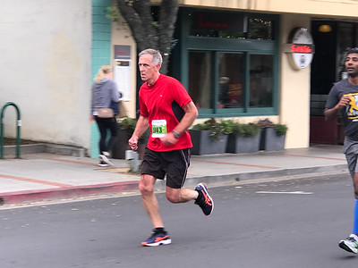 2018-04-29 Sunrise Rotarians at the Los Gatos Great Race
