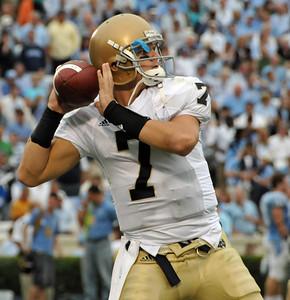 Carolina 29 Notre Dame 24 2008