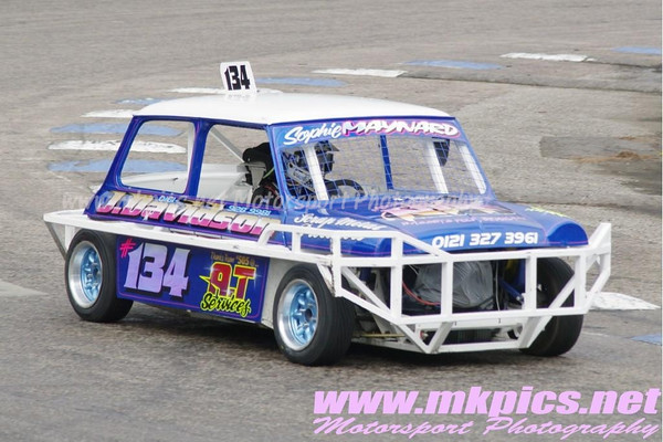 National Ministox, Birmingham Wheels Raceway, 21 April 2012
