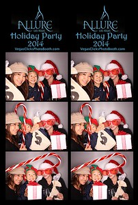 Allure Holiday Party 2014