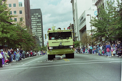 Manchester NH Fire Prevention Parade 1993