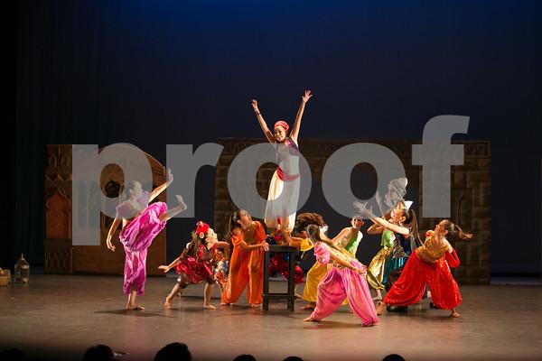 Madison Escuela de danza 2013