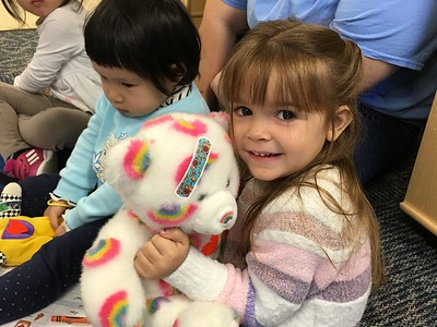 Teddy Bear Clinic at the Early Learning Center