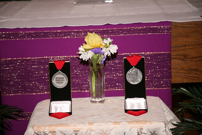 Spiritus Sanctus Honorees 3/28/2009