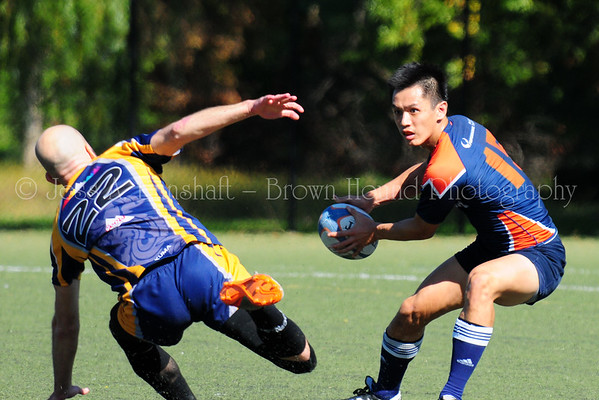 Gotham vs. New York Rugby Club (NYRC), October 15, 2016