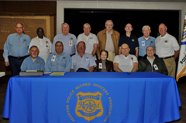 HPROA Houston Police Retired Officers Assocition