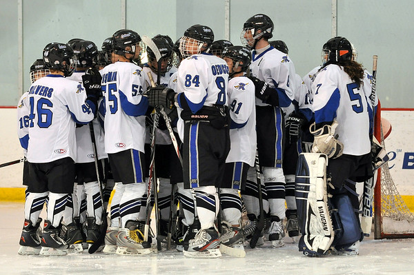 RR-Bantam Blue vs Calgary 11/26/11