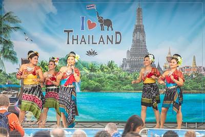 Thailand Event, Bredene