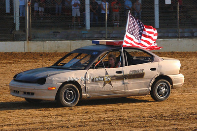 Brownstown Speedway July 29, 2010