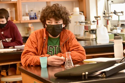 Checking In On Earth Science Class photos by Gary Baker