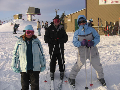 January 2007 - Skiing at Sundown