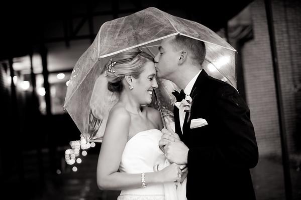 Sarah & Brad's wedding
