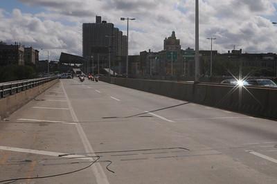 George Washington Bridge- Westbound