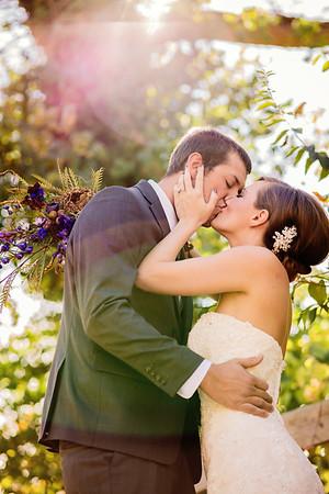 Katie & Collin - Bridal Shoot
