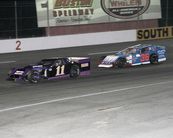 Modifieds at SOBO 6/14/14