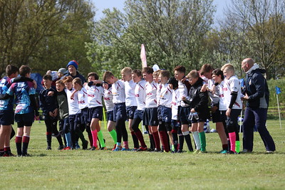 Sidcup rugby U12s tour