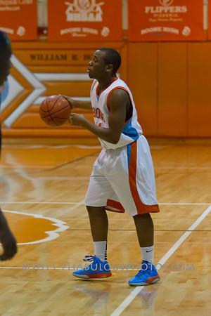 Cypress Creek @ Boone JV Boys Basketball - 2012
