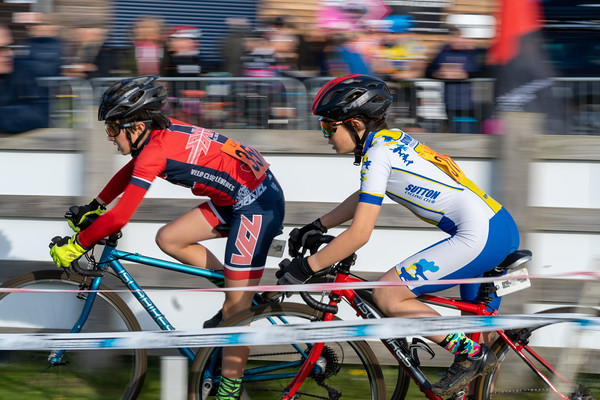 London South East Cyclocross CycloPark Youth  03-11-2019