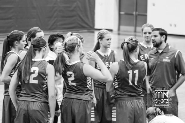 JV Girls Basketball vs Eastview