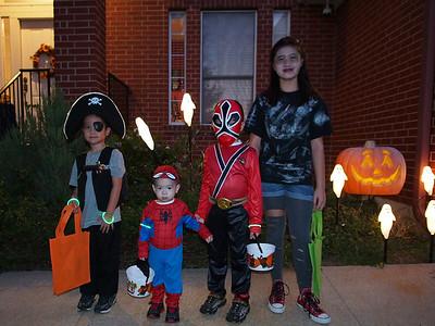 Halloween Night 2012