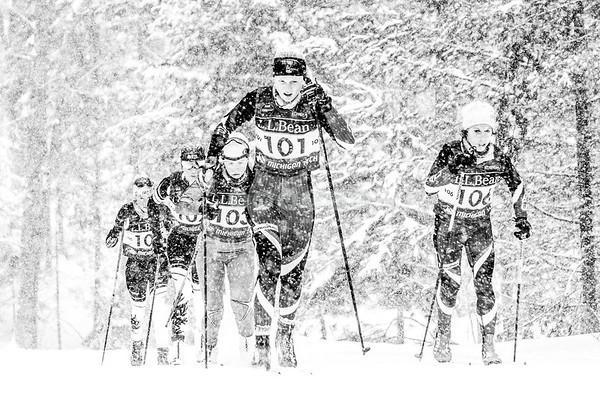 2020 - U.S. Nordic Nationals - 20k Classic - Senior Women