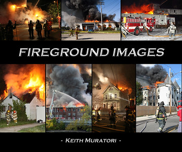 FIREGROUND IMAGES (THE BOOK)