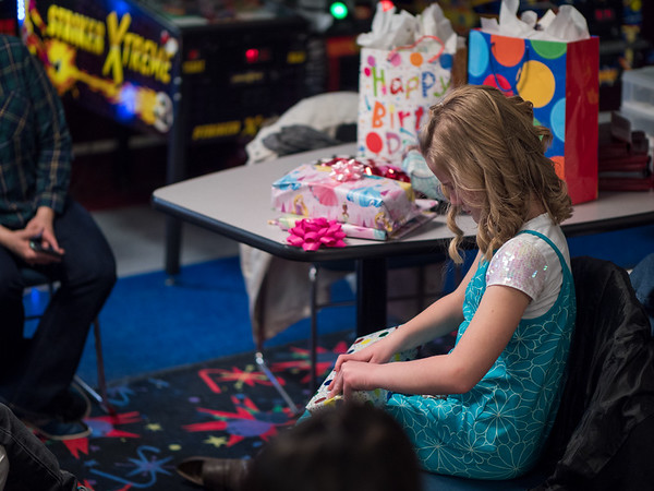 Kinsey's Birthday 2016