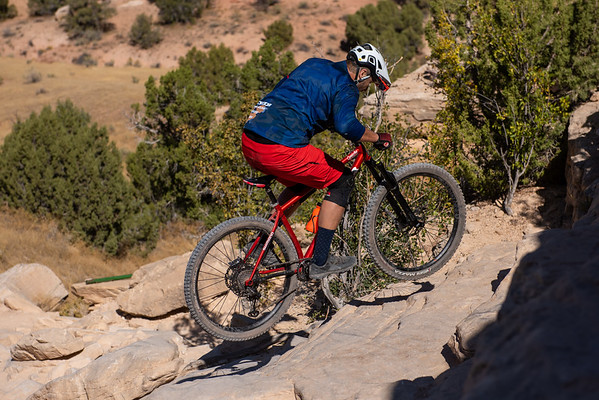 Outerbike Moab with Jeff Lenosky - 2019