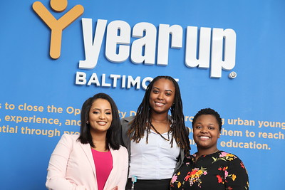 Year Up Baltimore - Cohort 15 - October 31, 2018