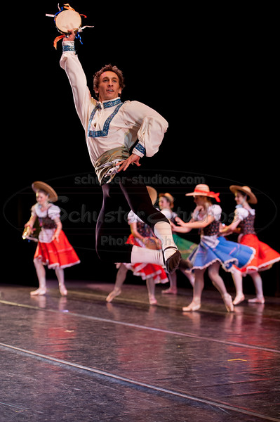 Tarantella Americana - Concert Ballet 2013 - Corpus Christi, Texas
