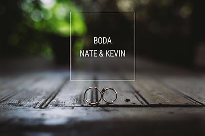 Nate & Kevin