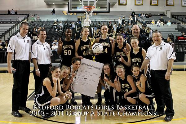 Radford High School State Championship Basketball