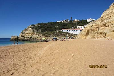 Praia de Benagil, Algarve [Vivienne]