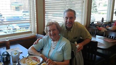 Mom Morgan 90th slideshow