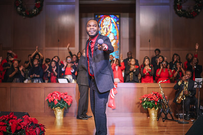 Dec.10.2016 - The Annual Christmas Cantata