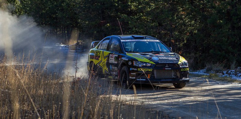Motorsports - Rocky Mountain Rally - Invermere 2013