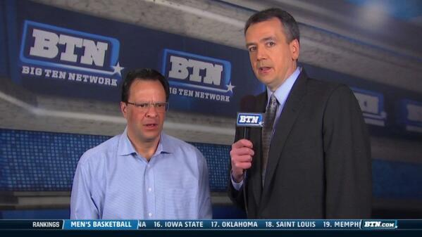 """. <p>10. (tie) INDIANA HOOSIERS <p>You�d be speechless like Tom Crean, too, if your team was deemed too substandard for the NIT. (unranked) <p><b><a href=\'http://www.indystar.com/story/sports/college/indiana/2014/03/16/hoosiers-left-out-of-nit/6505707/\' target=\""""_blank\""""> HUH?</a></b> <p>   (Photo from YouTube)"""