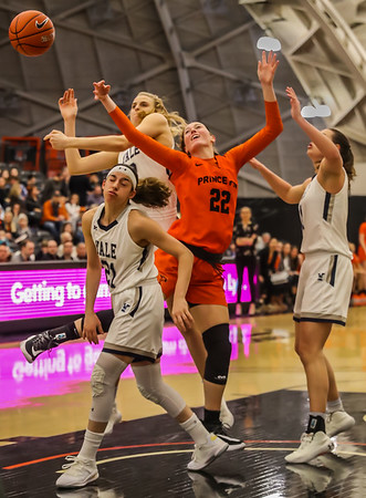 Princeton WBB vs Yale 022920