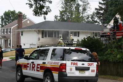 Wood  Ridge 2nd alarm 7th St. 7-13-10