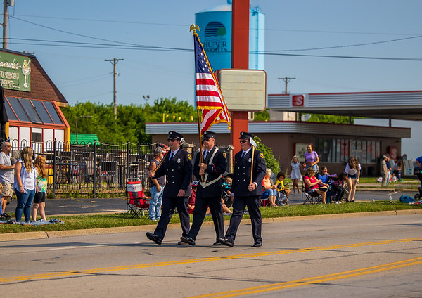 Huber Heights 4th of July Parade 2021