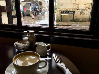 Leaving Oxford, Day 15