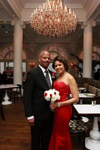 Andra & Michael Wedding